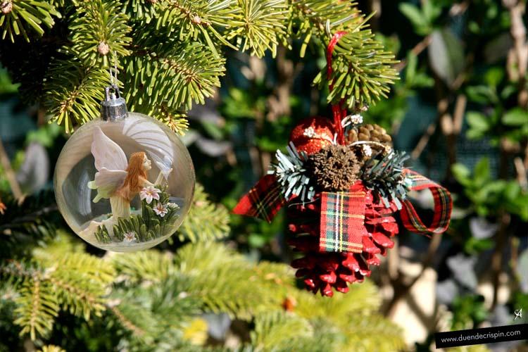 Árbol de Navidad • Álbum de fotos de hadas y duendes
